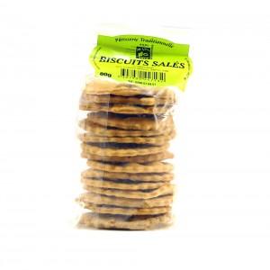 Biscuits salés nature