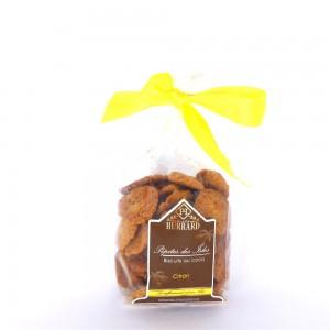 """Biscuits au coco """"Pépites des îles"""" Saveur Citron"""