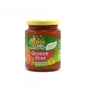 Confiture extra Goyave rose Bio