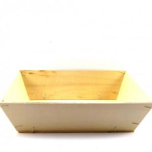 Caissette en bois de peuplier