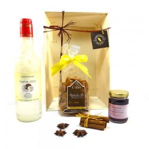 Coffret cadeau-gourmand COUP DE COEUR Madinina