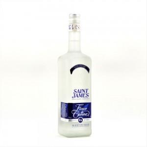 Rhum blanc  Saint James Fleur de Canne 700 ml 50°