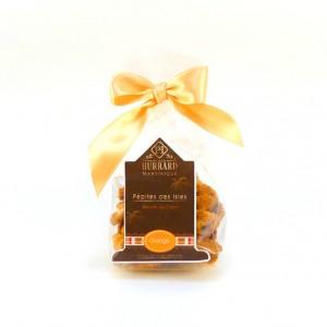 "Biscuits au coco ""Pépites des Iles"" saveur Orange"