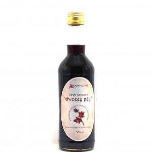 Sirop de Gwozey Péyi en bouteille de 500 ml