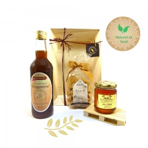 Coffret NATUREL & LOCAL