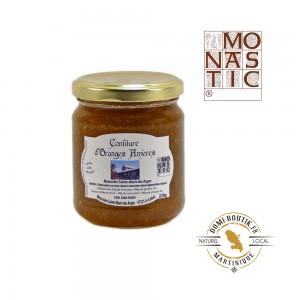 Confiture d'Oranges Amères Label Monastic