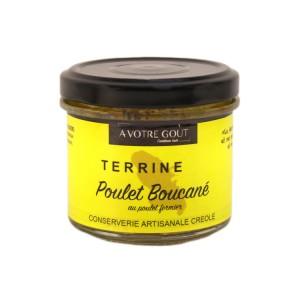 Terrine Poulet Boucané 100 g