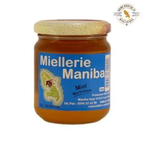 Miel de Martinique pot de 250g