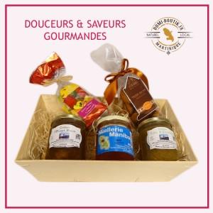 Coffret Gourmand  DOUCEURS CREOLES
