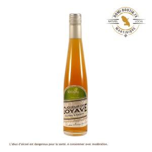 Liqueur de Goyave à base de rhum 350 ml  25°