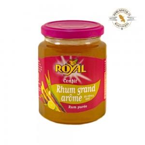 CONFIT de Rhum Grand arôme au Citron vert 330 g