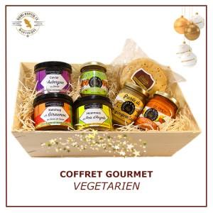 Coffret Gourmet VEGETARIEN