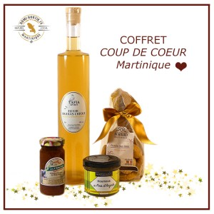 Coffret COUP DE COEUR Madinina
