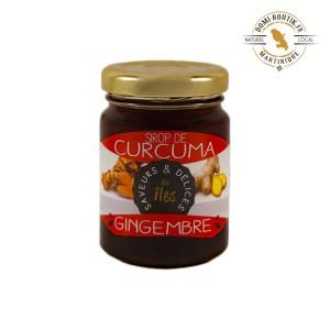 Sirop de CURCUMA & GINGEMBRE 100 g
