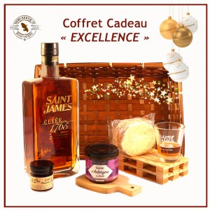 """Coffret CADEAU  """"EXCELLENCE"""""""