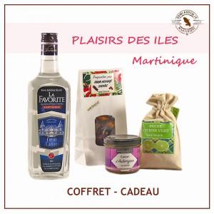 Coffret Cadeau PLAISIRS DES ILES